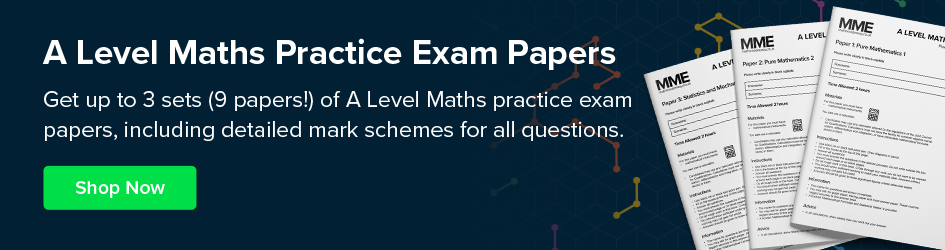 A Level Maths Practice Papers