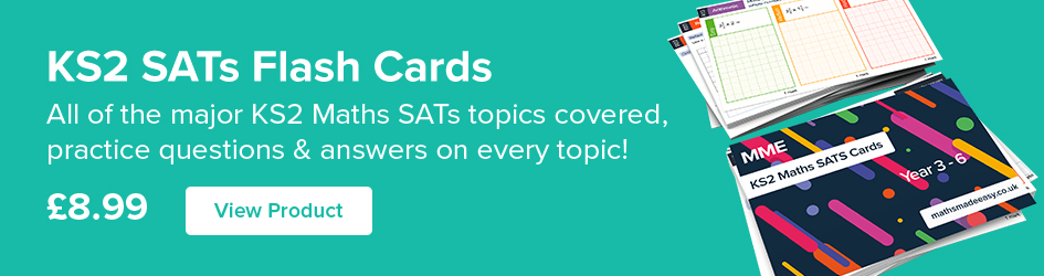 KS2 SATs Flash Cards