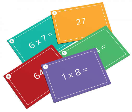 Times Table Flash Cards Feature Image
