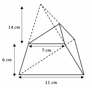frustums example 5 pyramid