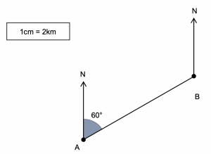 bearings example 4 answer