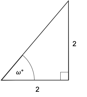Missing Angle Question