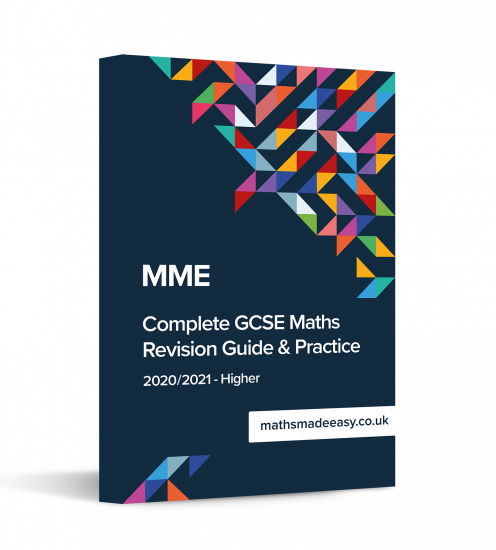 GCSE Maths Revision Guide Feature Image