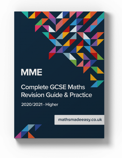 More features of GCSE Maths Revision Guide