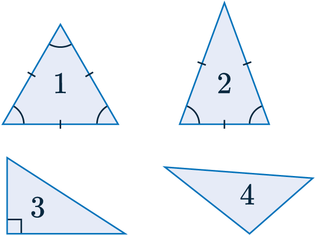 Common Triangles GCSE Maths