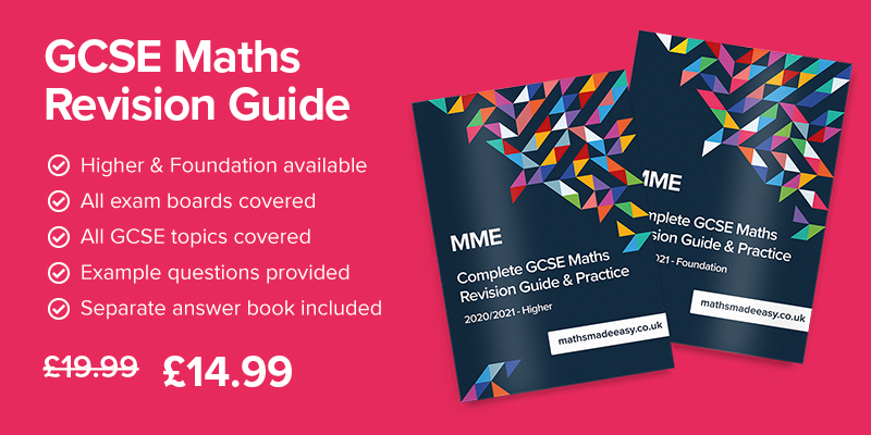 GCSE Maths Revision Guide